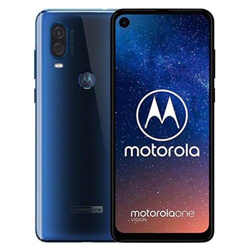 Smartphone Motorola One Vision 128GB 4GB Azul