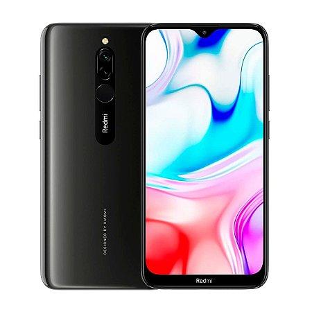 Smartphone Xiaomi Redmi 8 32GB 3GB Preto (Seminovo)