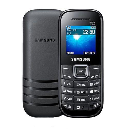 Celular Samsung Keystone 2 E1205Y Preto (Claro|Oi|Tim)
