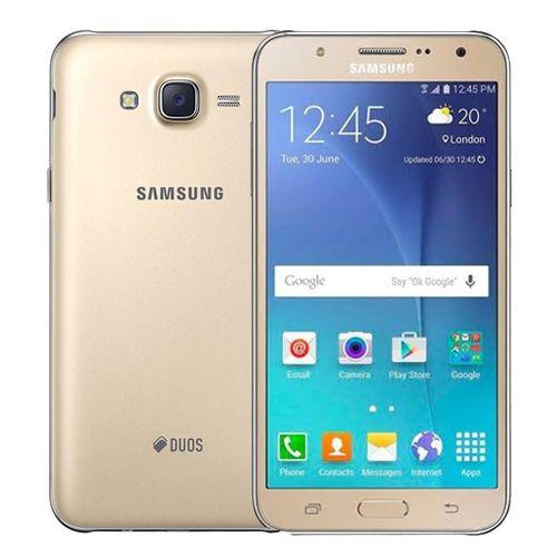 Smartphone Samsung Galaxy J7 16GB Dourado (Seminovo)