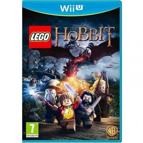 Jogo LEGO The Hobbit - Wii U (Seminovo)