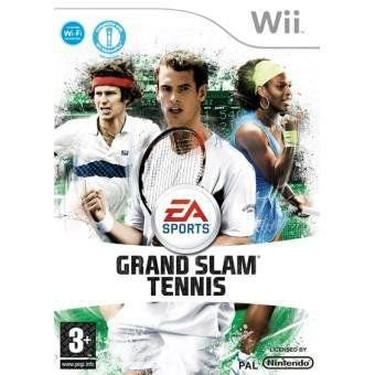 Jogo Grand Slam Tennis - Wii (Seminovo)