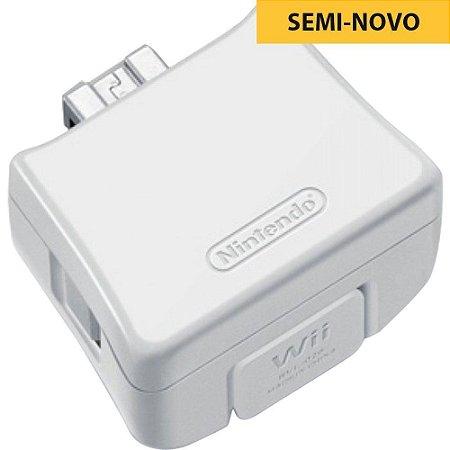 Controle Motion Plus - Wii (Seminovo)