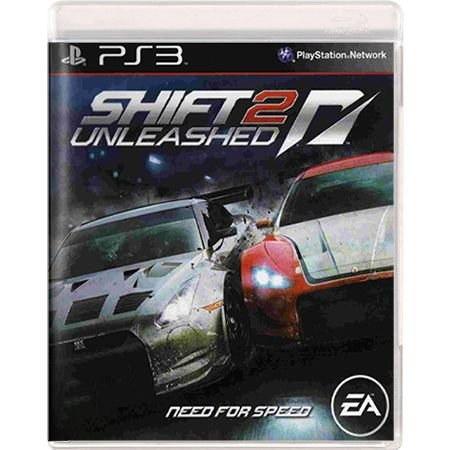 Jogo Shift 2 Unleashed - PS3 (Seminovo)