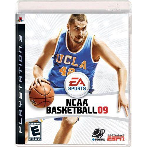 Jogo NCAA Basketball 09 - PS3 (Seminovo)