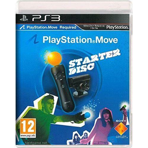 Jogo Starter Disc - PS3 (Seminovo)