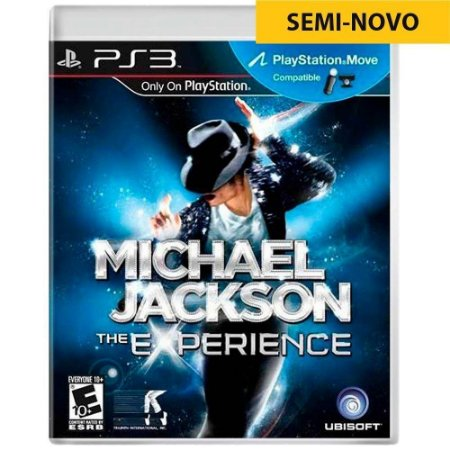 Jogo Michael Jackson The Experience - PS3 (Seminovo)