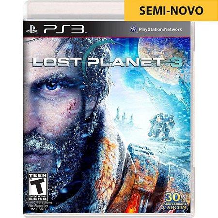 Jogo Lost Planet 3 - PS3 (Seminovo)