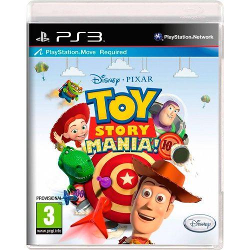 Jogo Toy Story Mania - PS3 (Seminovo)