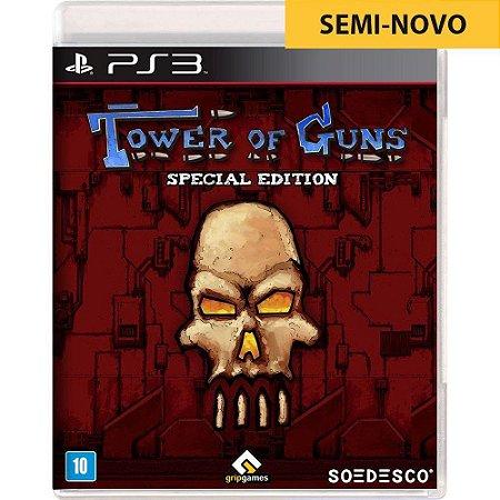 Jogo Tower of Guns Special Edition - PS3 (Seminovo)