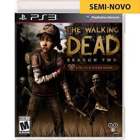 Jogo The Walking Dead Season 2 - PS3 (Seminovo)