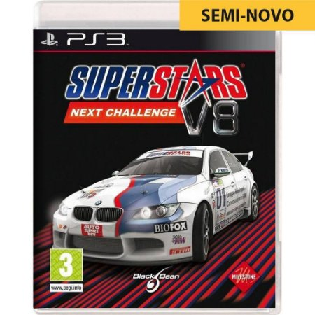 Jogo Superstars Next Challenge - PS3 (Seminovo)