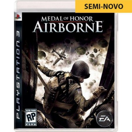 Jogo Medal of Honor Airborne - PS3 (Seminovo)