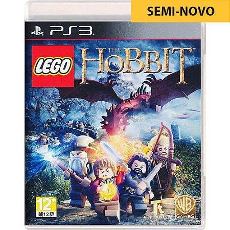 Jogo LEGO The Hobbit - PS3 (Seminovo)