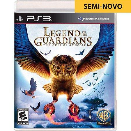 Jogo Legend of the Guardians The Owls of Ga-Hoole - PS3 (Seminovo)