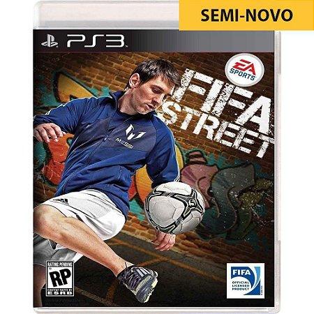 Jogo FIFA Street - PS3 (Seminovo)