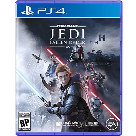 Jogo Star Wars Jedi Fallen Order - PS4 (Seminovo)