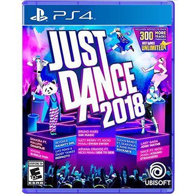 Jogo Just Dance 2018 - PS4 (Seminovo)