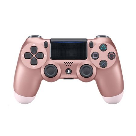 Controle DualShock 4 Rose Gold - PS4