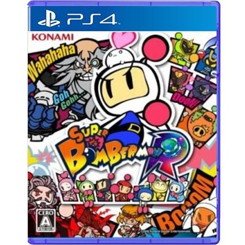 Jogo Super Bomberman R - PS4 (Seminovo)