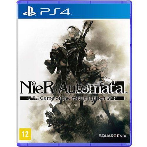 Jogo Nier Automata Game Of The Yorha Edition - PS4