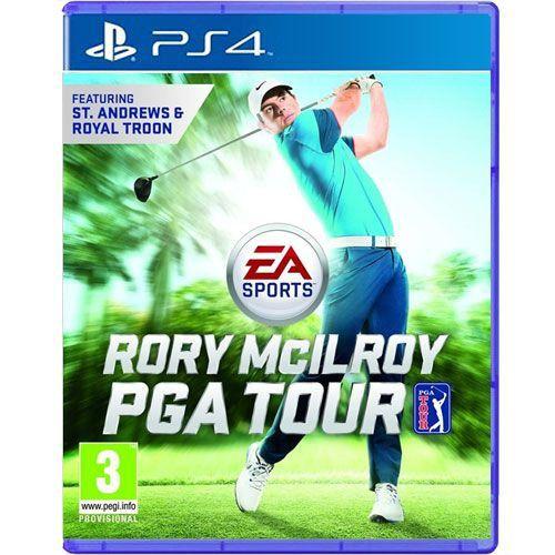 Jogo Rory McIlroy PGA Tour - PS4 (Seminovo)