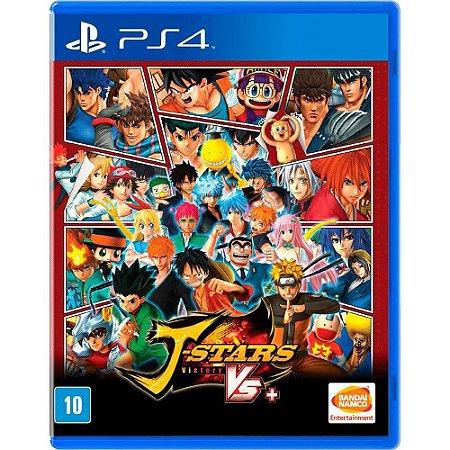 Jogo J-Stars Victory VS - PS4 (Seminovo)