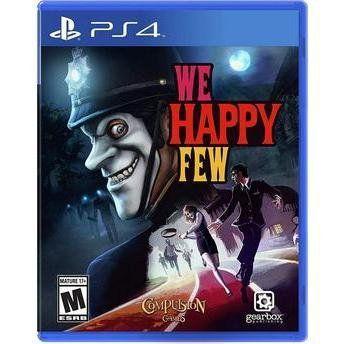 Jogo We Happy Few - PS4
