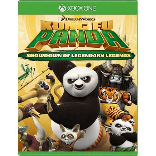 Jogo Kung Fu Panda Showdown of Legendary Legends - Xbox One