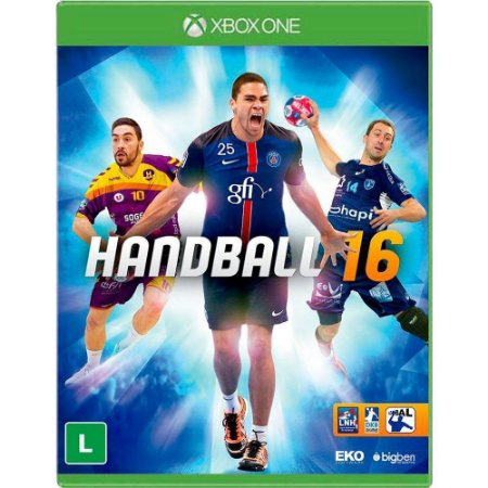 Jogo Handball 16 - Xbox One