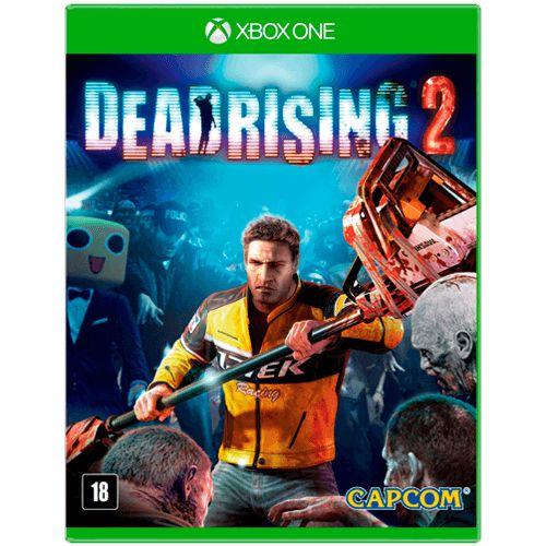 Jogo Dead Rising 2 - Xbox One (Seminovo)