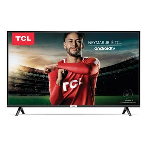 """Smart TV LED 32"""" TCL FHD Android Bluetooth"""