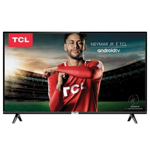 """Smart TV LED 43"""" TCL FHD Android Bluetooth"""