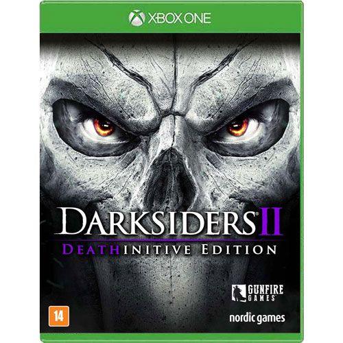 Jogo Darksiders II - Deathinitive Edition - Xbox One (Seminovo)
