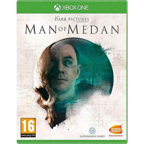 Jogo The Dark Pictures - Man of Medan - Xbox One