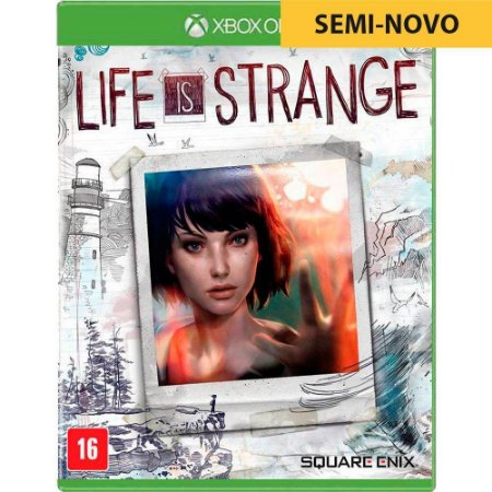 Jogo Life is Strange - Xbox One (Seminovo)
