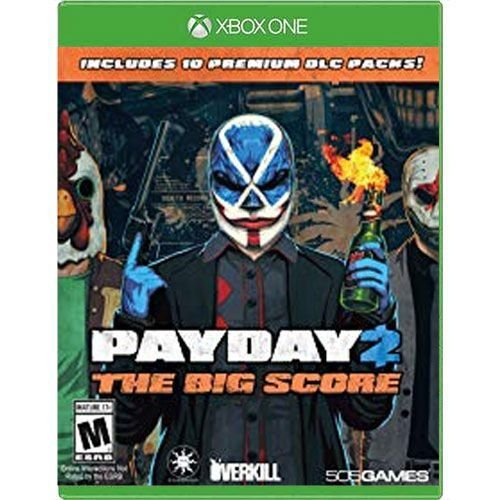 Jogo Payday 2 The Big Score - Xbox One