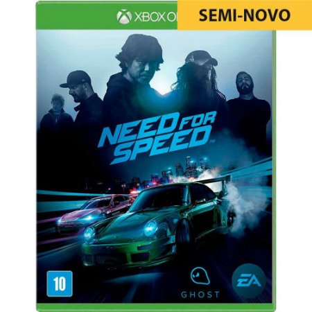 Jogo Need For Speed - Xbox One (Seminovo)