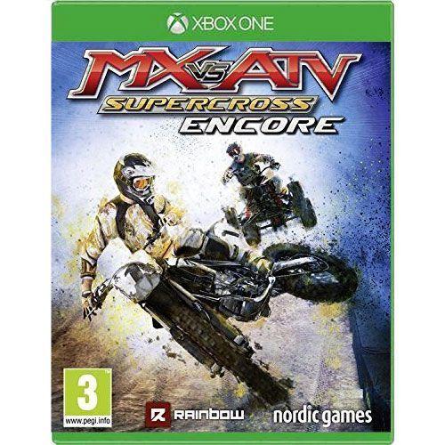 Jogo MX Vs ATV Supercross Encore - Xbox One