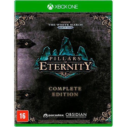 Jogo Pillars of Eternity Complete Edition - Xbox One (Seminovo)