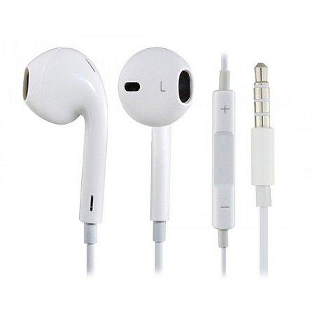 Fone de Ouvido Kingo com Microfone - iPhone