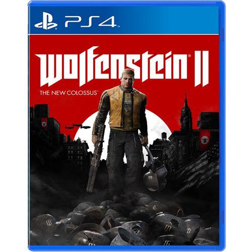 Jogo Wolfenstein II The New Colossus  - PS4