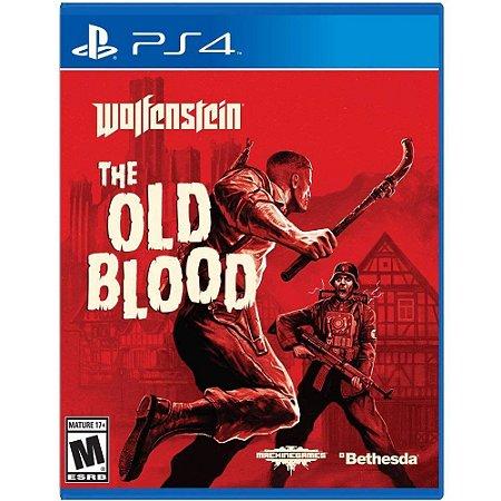 Jogo Wolfenstein The Old Blood - PS4