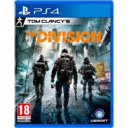 Jogo Tom Clancys The Division - PS4