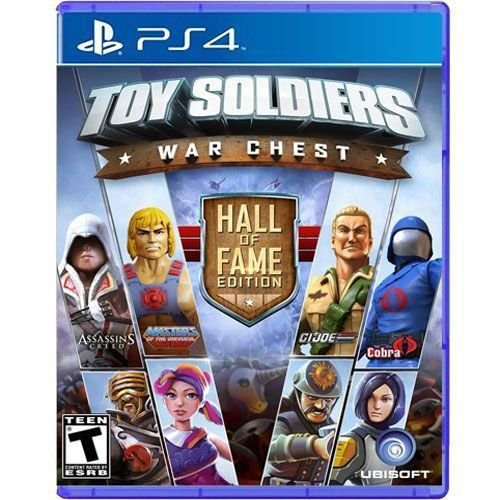 Jogo Toy Soldiers: War Chest: Hall of Fame Edition - PS4