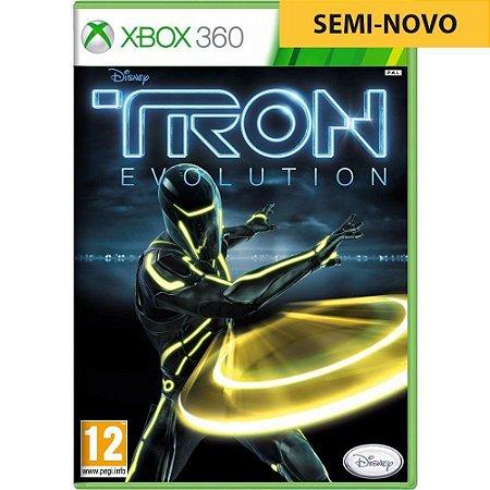 Jogo Tron Evolution - Xbox 360 (Seminovo)
