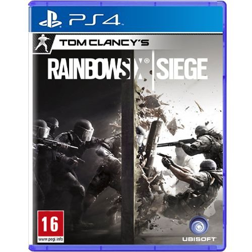 Jogo Tom Clancys Rainbow Six Siege - PS4