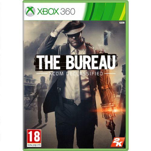 Jogo The Bureau: XCOM Declassified - Xbox 360 (Seminovo)