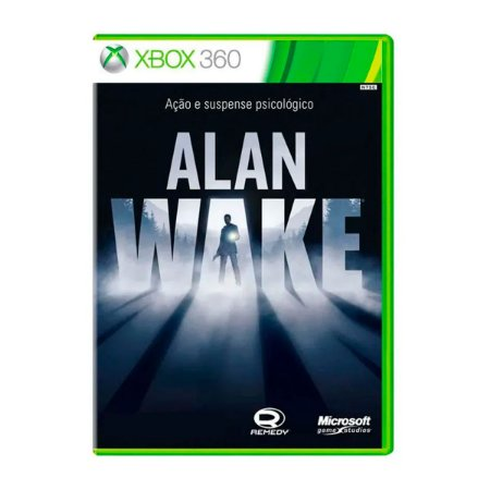 Jogo Alan Wake - Xbox 360 (Seminovo)