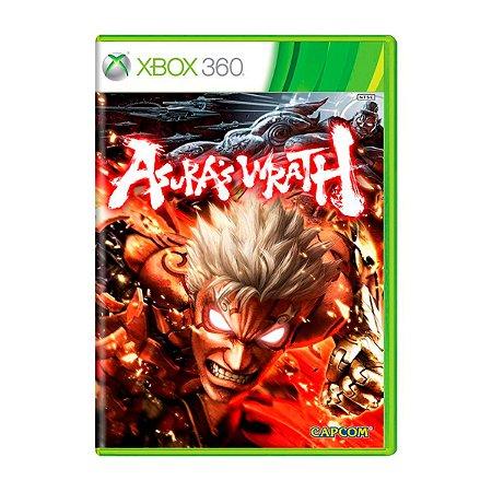 Jogo Asuras Wrath - Xbox 360 (Seminovo)